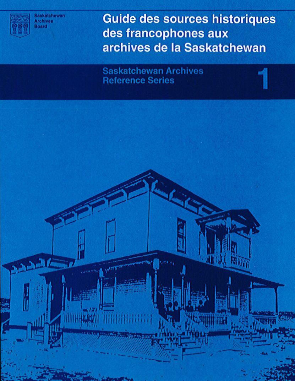 Datant de la Saskatchewan